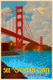 See the Golden Gate